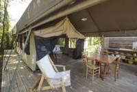 Archipel ensuite Tent