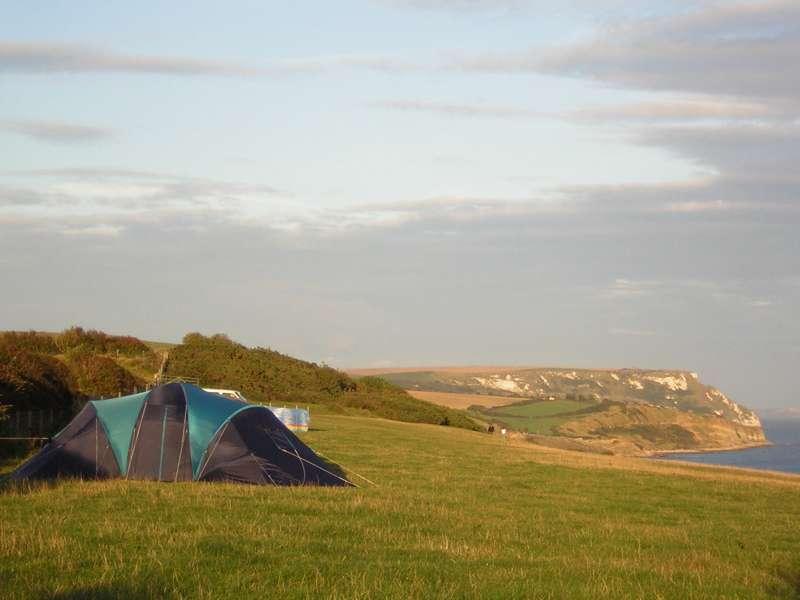 Eweleaze Farm campsite