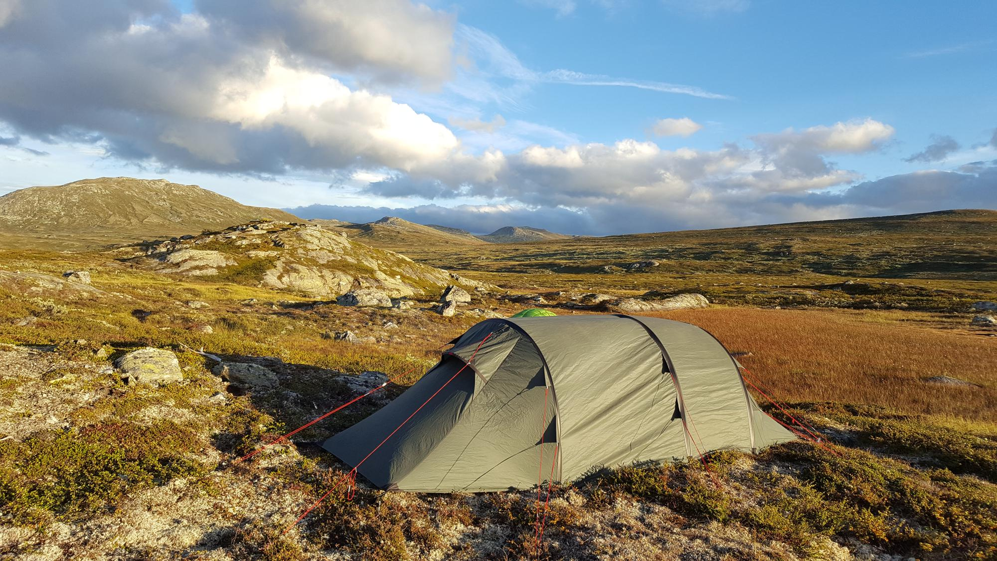 Wild Camping in Wales