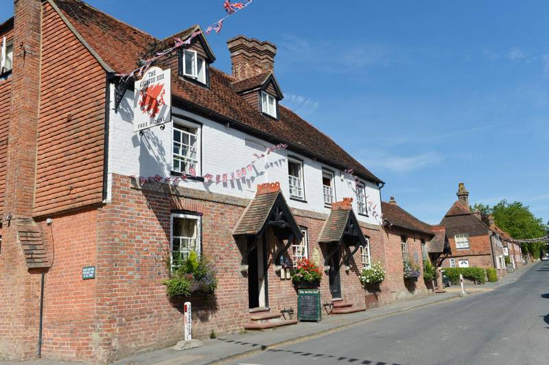 The Griffin Inn Fletching East Sussex TN22 3SS