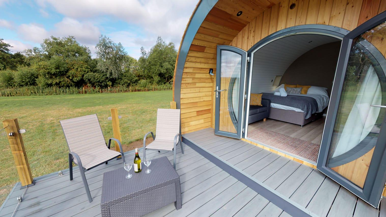 Glamping in Great Yarmouth – Cool Camping
