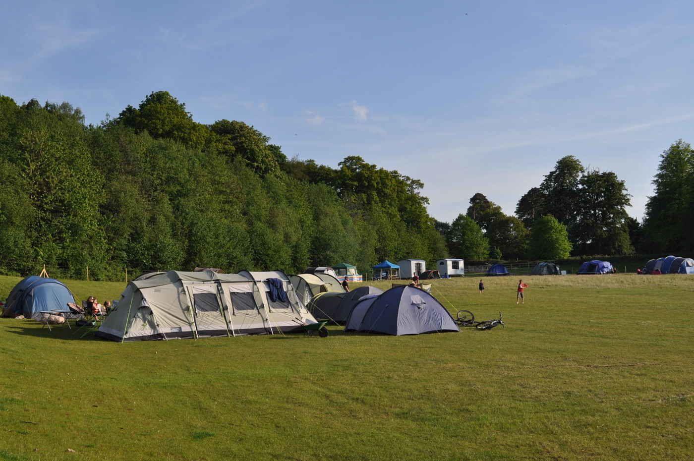 Campsites in Norfolk & Suffolk