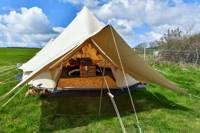 'Fresh West' Spacious 6m Bell Tent