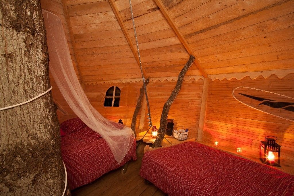 Treehouses Glamping in France