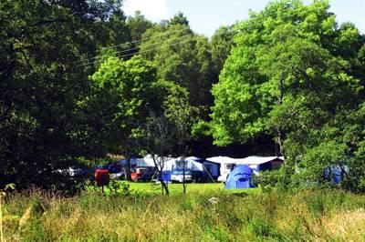 Cobleland Campsite Station Road, Gartmore, Stirlingshire, FK8 3RR