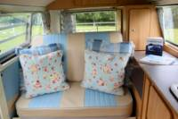 Lady Lily - A classical beautiful 1973 VW T2