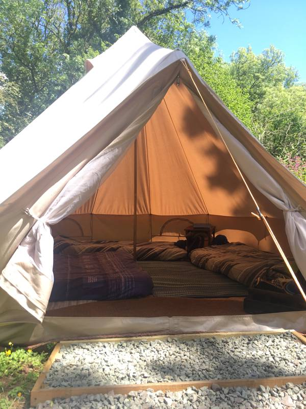 Applewood Woodland Tent