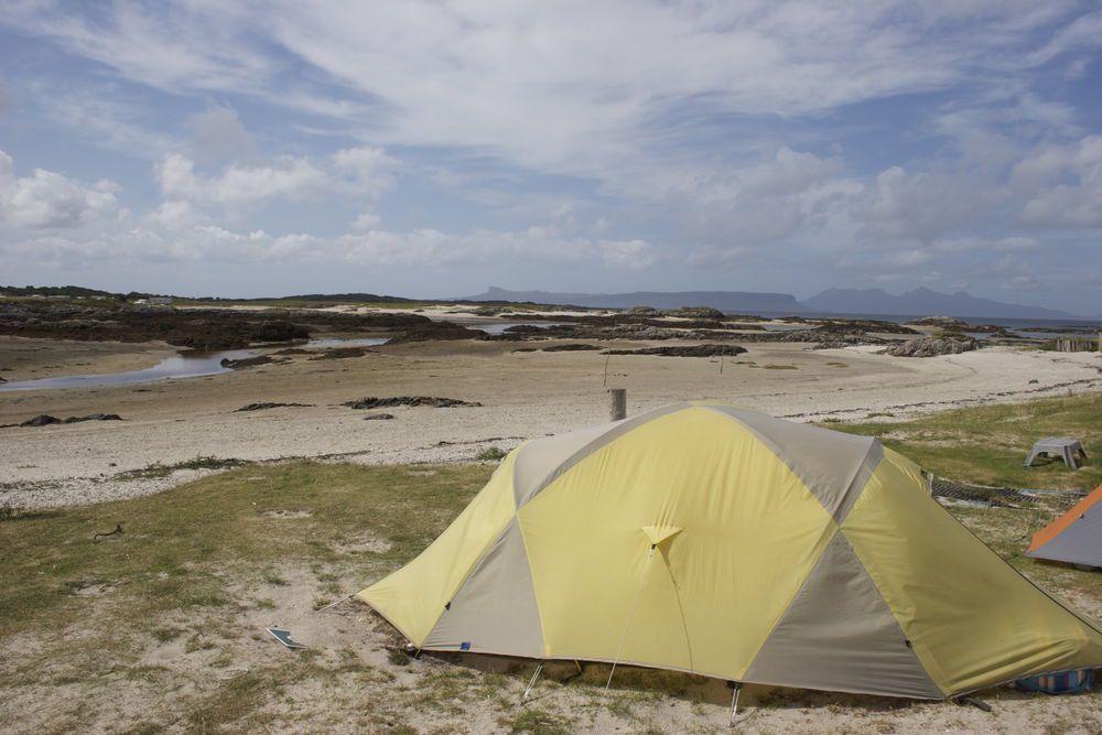 Campsites in Inverness-shire