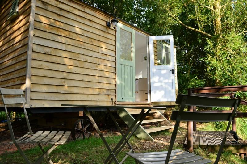Shepherd's Hut - Logan