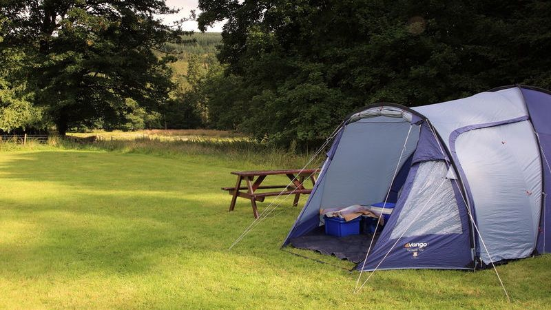 Campsites in Loch Lomond & The Trossachs National Park