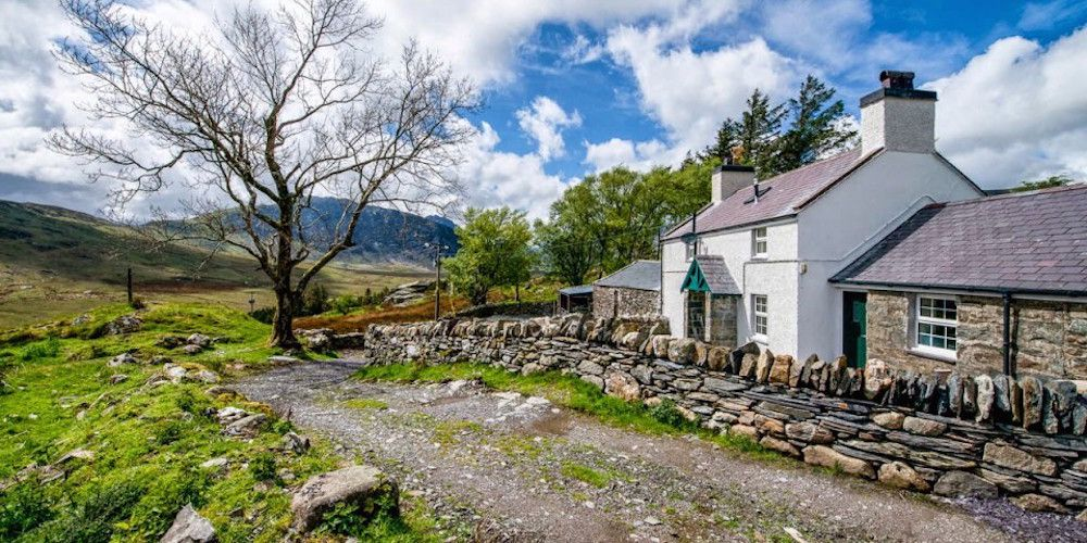 Self-Catering in Capel Curig holidays at Cool Places