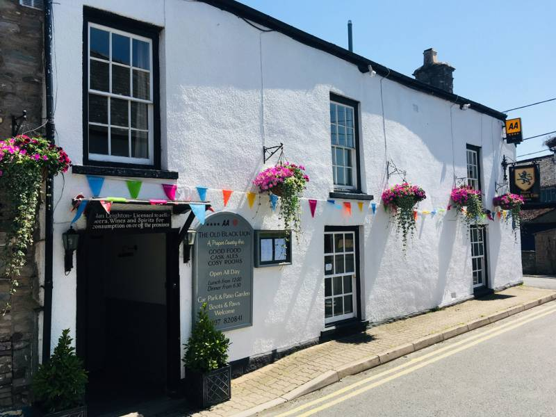 The Old Black Lion Lion Street, Hay-on-Wye, Powys HR3 5AD