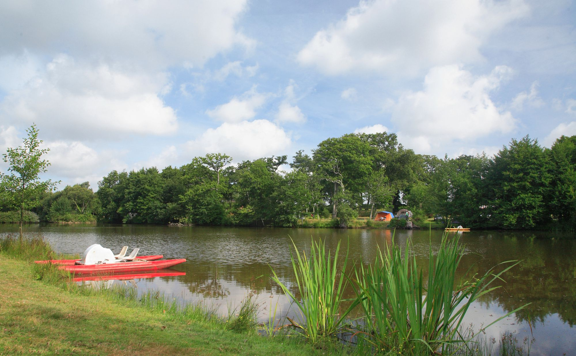 Campsites in Loire-Atlantique