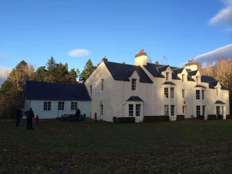 Kindrochet Lodge Atholl Estates Blair Atholl PH18 5TH