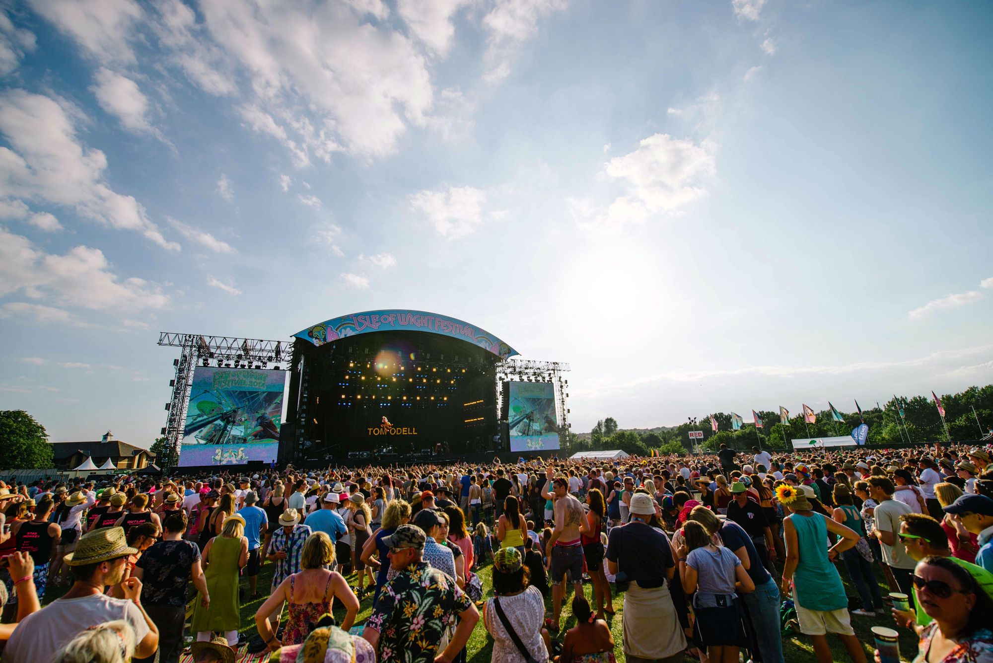 The Isle of Wight Festival - Review