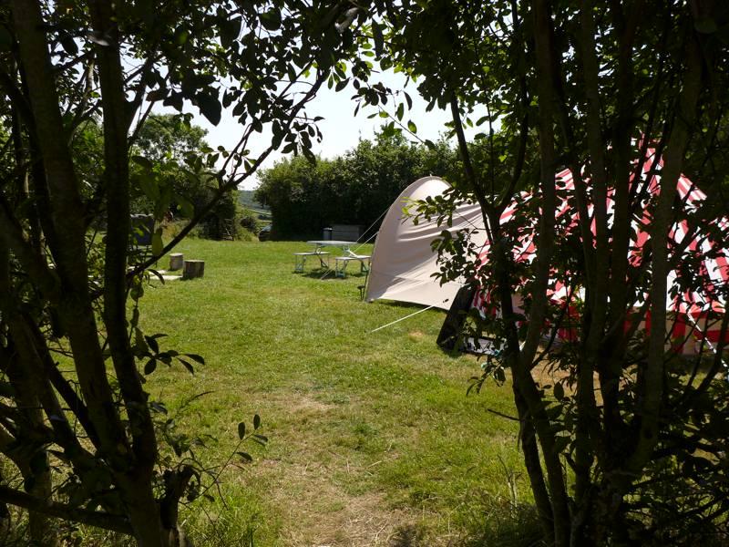 Exclusive Van/Tent Pitch