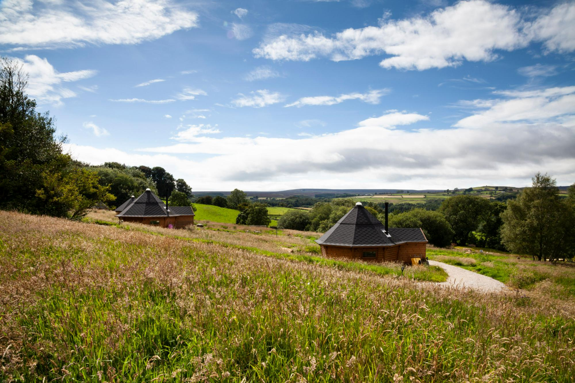 Glamping in Ripon holidays at Cool Places
