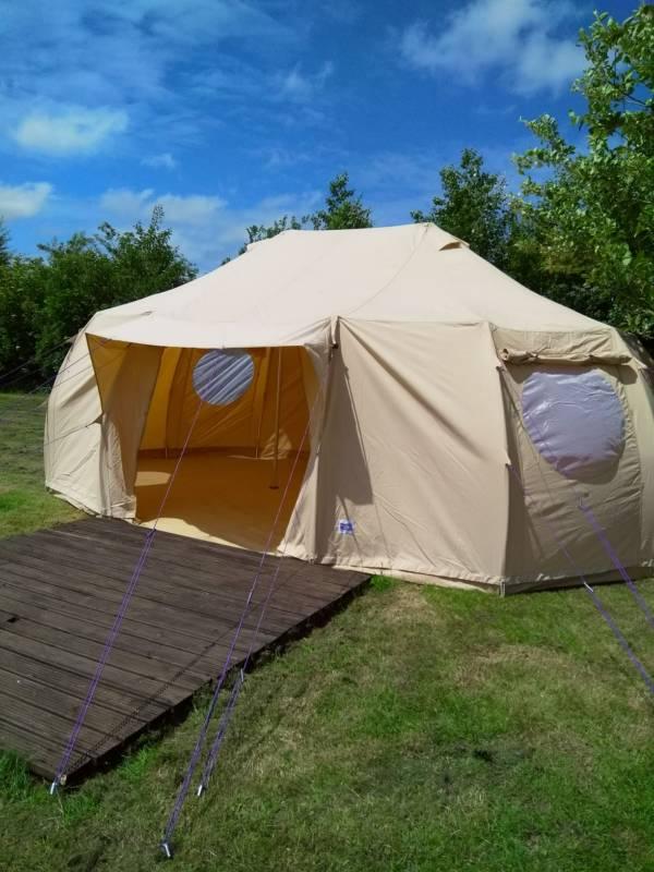 4m Luna Bell Tent