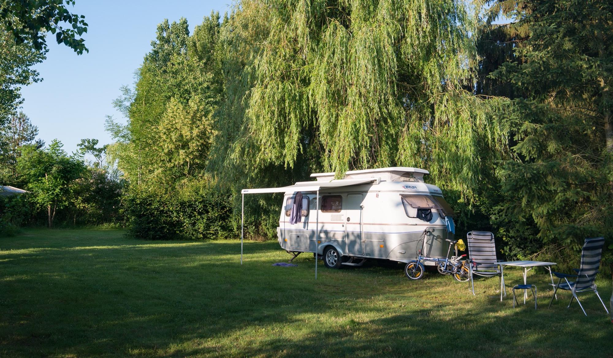 Accessible Campsites France | Wheelchair Access & Disabled Camping Facilities