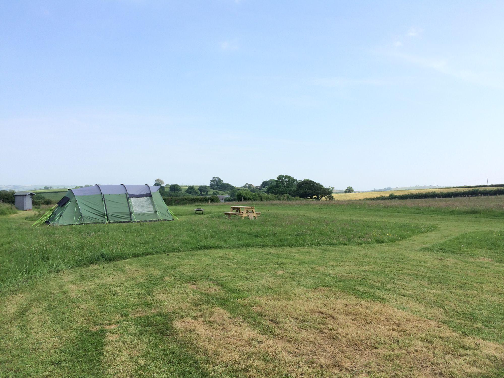 Big Barn Camping