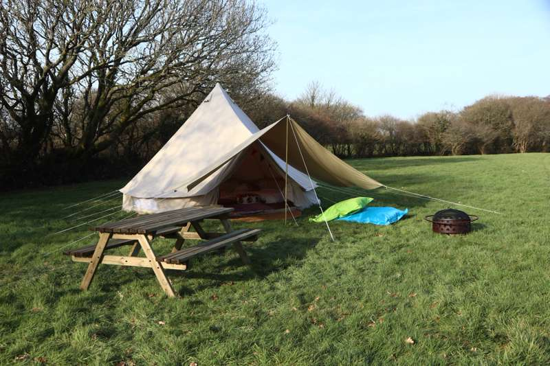 Chaffinch Furnished Bell Tent