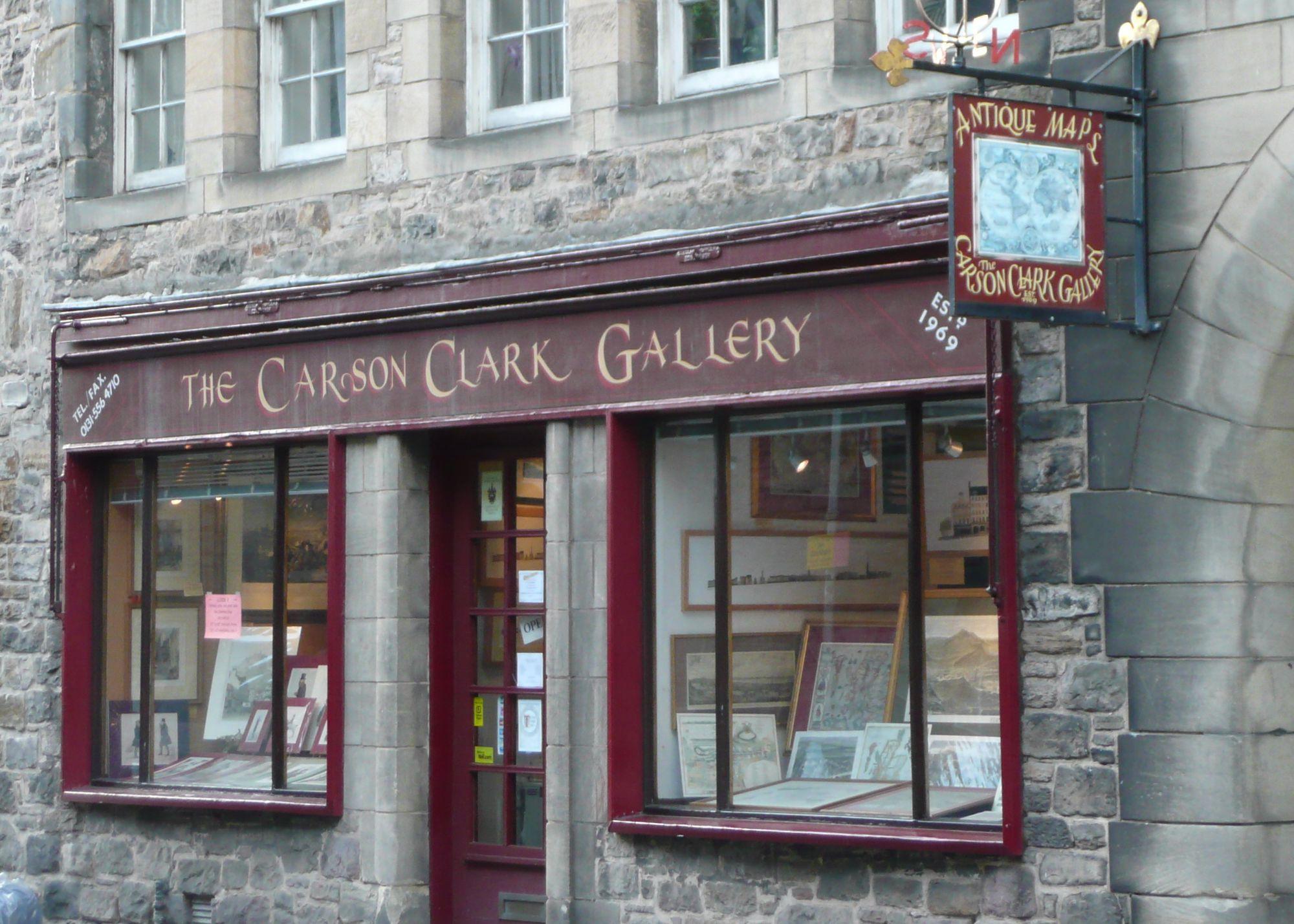The Carson Clark Gallery