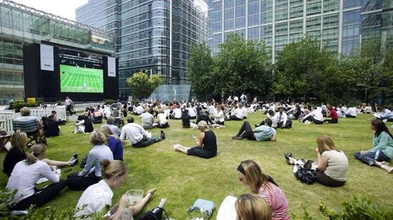 Wimbledon Screenings