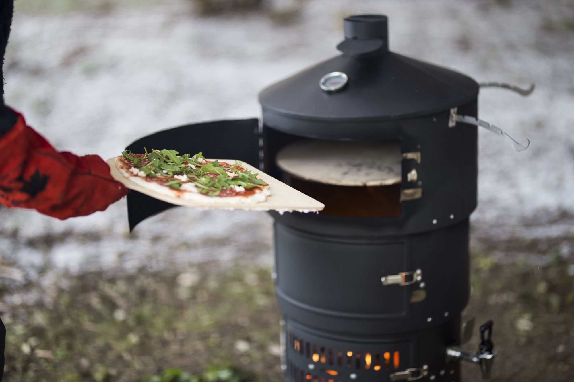 The 'Kitchen in a Backpack' that's cooking up a crowdfunding storm