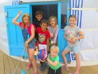 Family Yurt