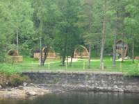 Loch Arklet - Eco Lodge