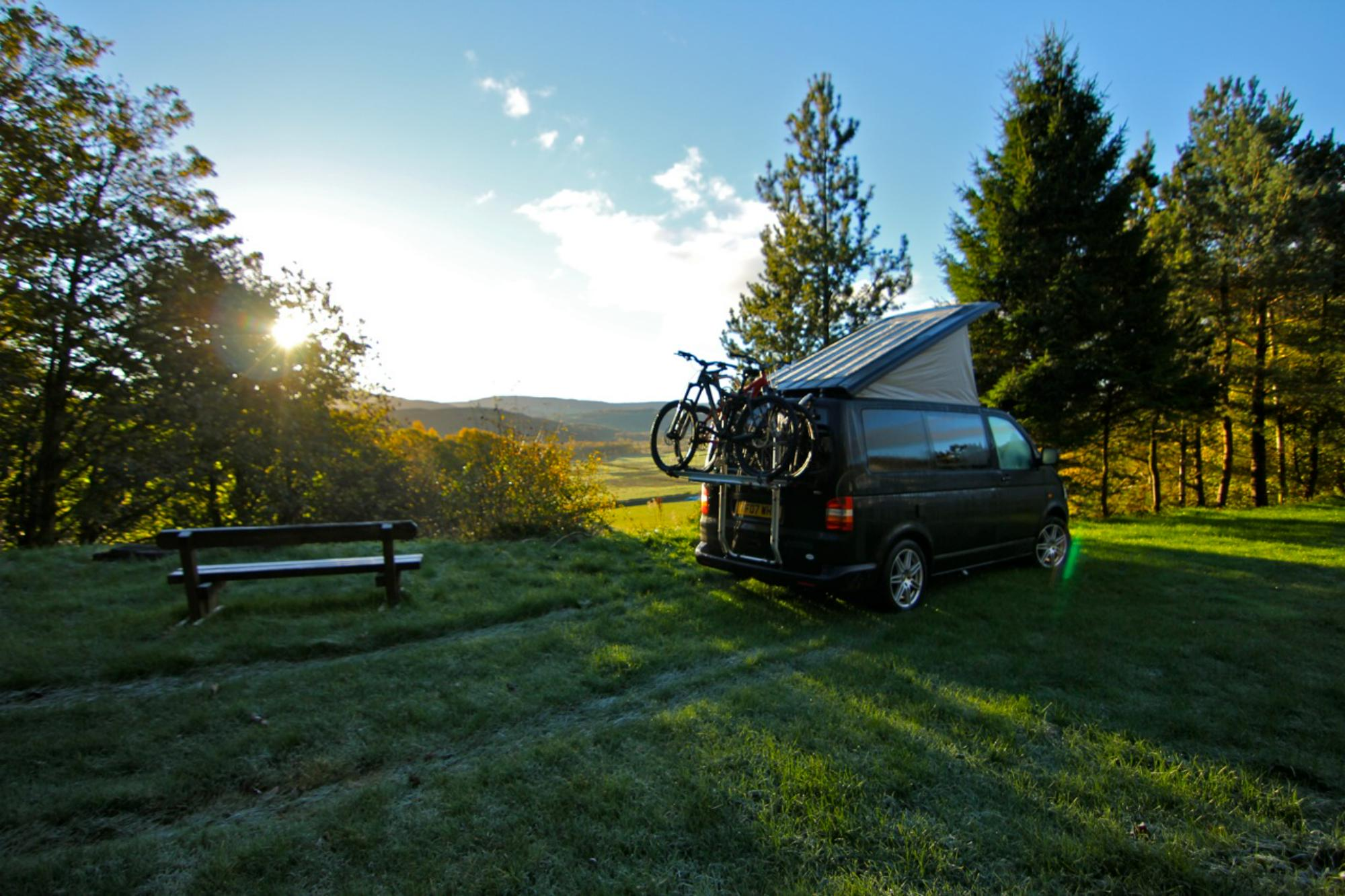 Campervan Hire in Greater Manchester | Motorhome Rental in Greater Manchester, UK