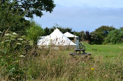 Spring Meadow Farm Campsite Nr. Caerfarchell, Solva, Haverfordwest, Pembrokeshire SA62 6XG