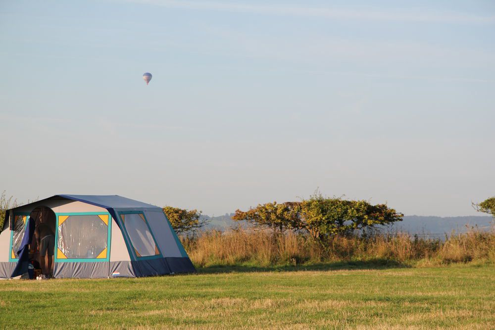 Campsites in Greater London