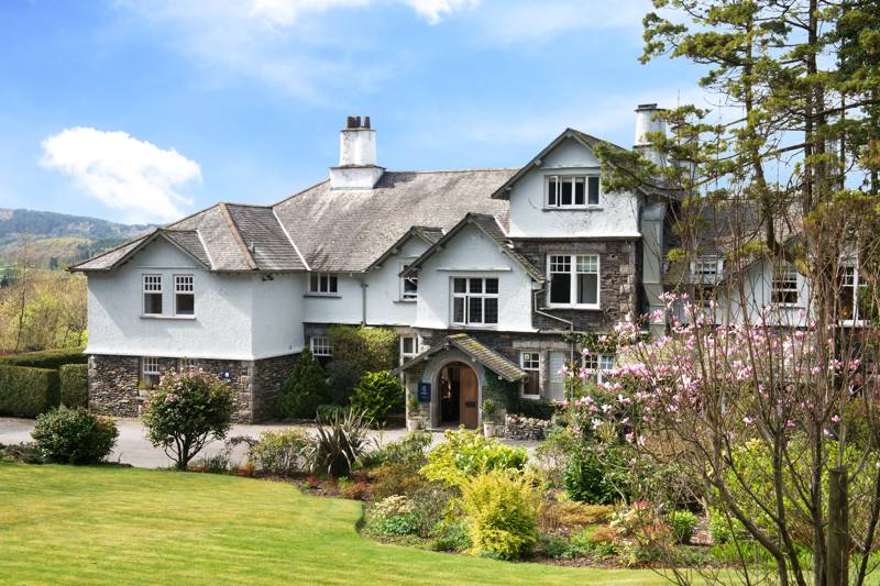 The Ryebeck Hotel Lyth Valley Road, Bowness-on-Windermere, Cumbria LA23 3JP