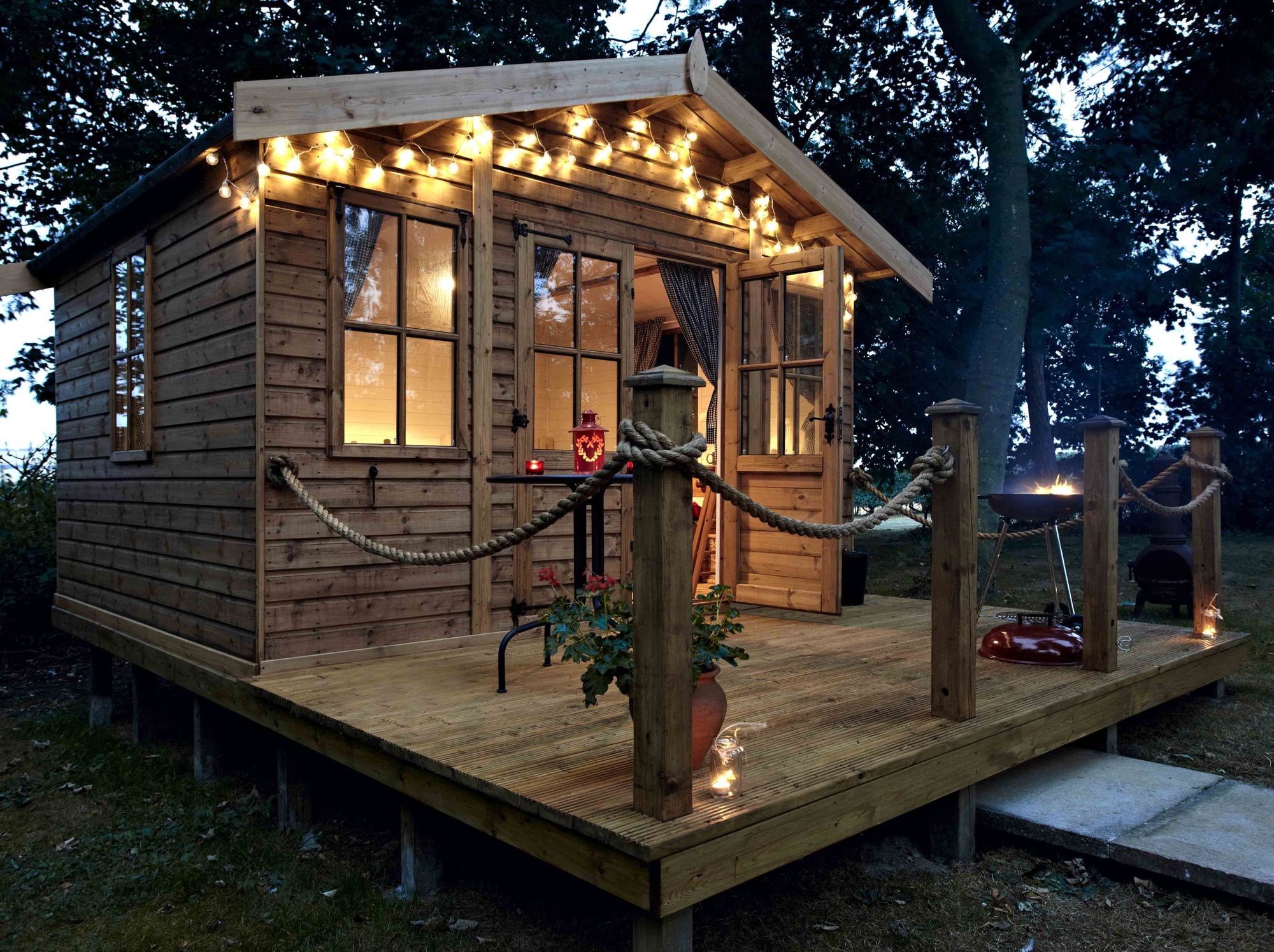 Win a stay in a cosy log cabin in yorkshire for Log cabins for sale north yorkshire