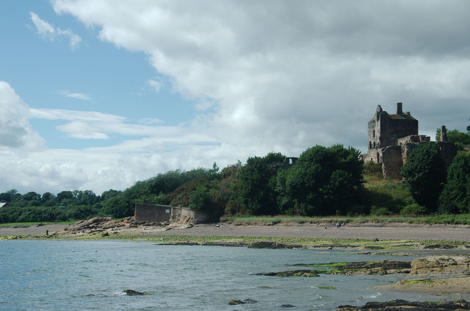 My cool place – Ravenscraig Beach, Fife, Scotland