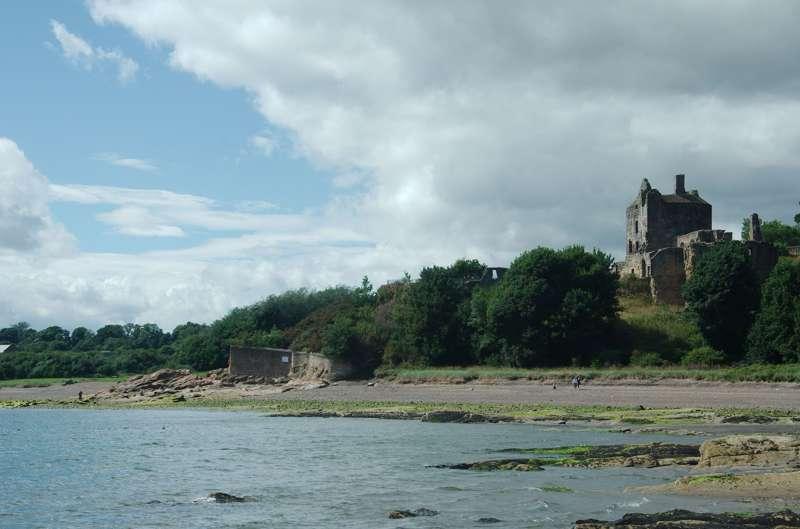 My cool place – Ravenscraig Beach, Fife, Scotland