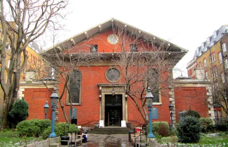 The Actors' Church