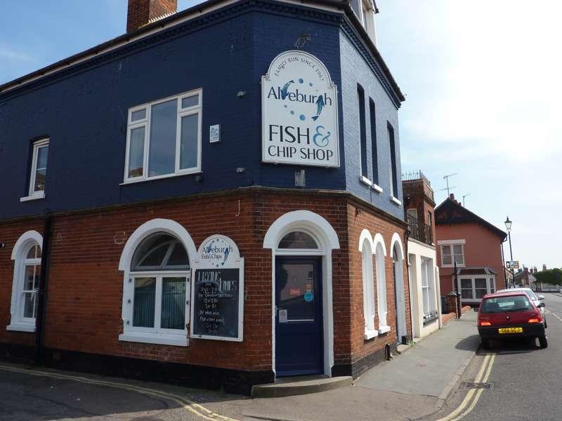 Aldeburgh Fish & Chip Shop