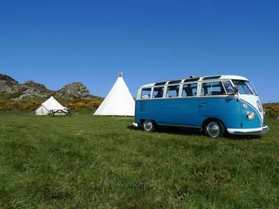 Hillfort Camping and Yurts Hillfort Camping and Yurts, Penparc, Pencaer, Goodwick, Dyfed, Pembrokeshire SA64 0JQ