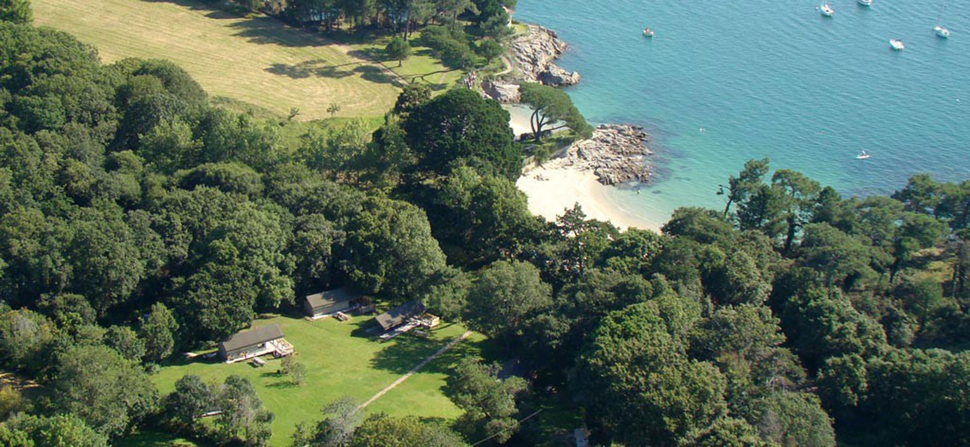 Glamping in Finistère holidays at Glampingly