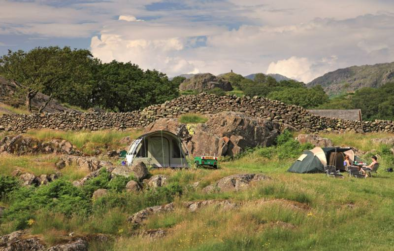 Camping Holiday Gift Vouchers