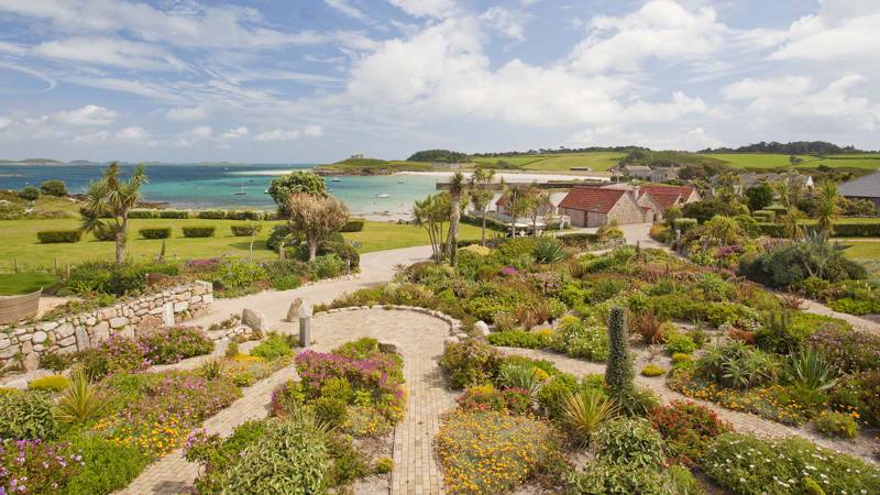 Sea Garden Cottages, Tresco Tresco, Isles of Scilly, TR24 0QQ