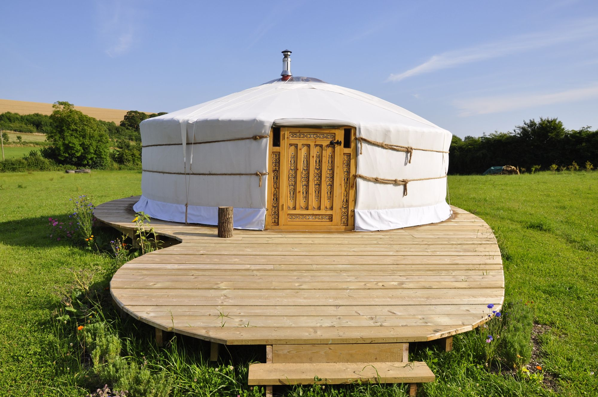 Green Valley Yurts