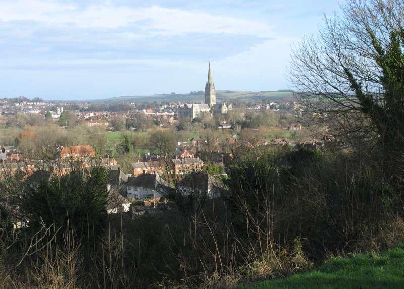 Walk to Harnham