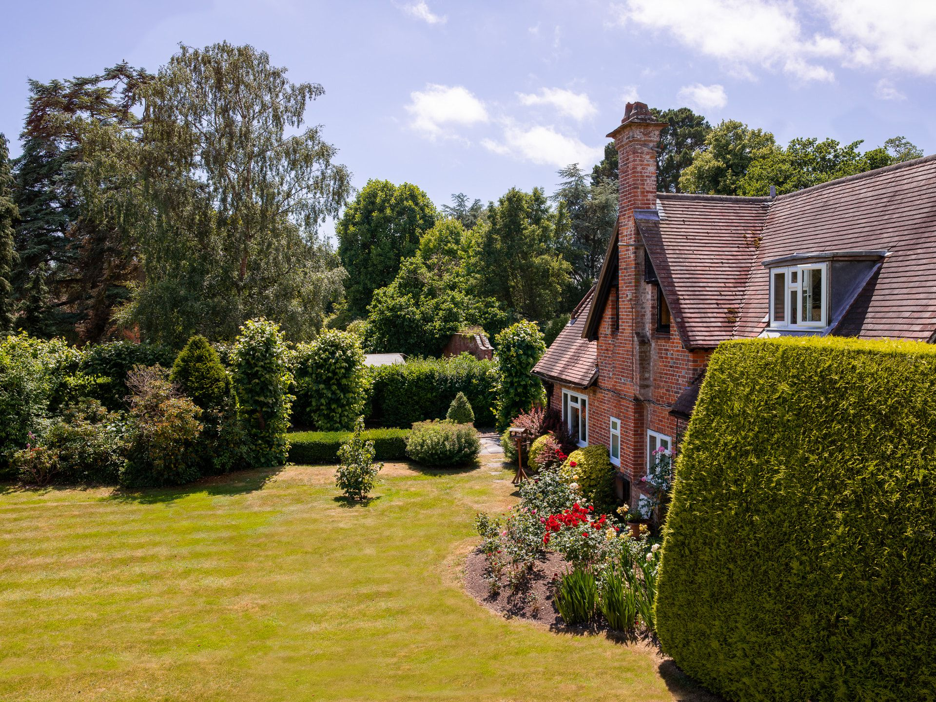 Hotels in Brockenhurst holidays at Cool Places