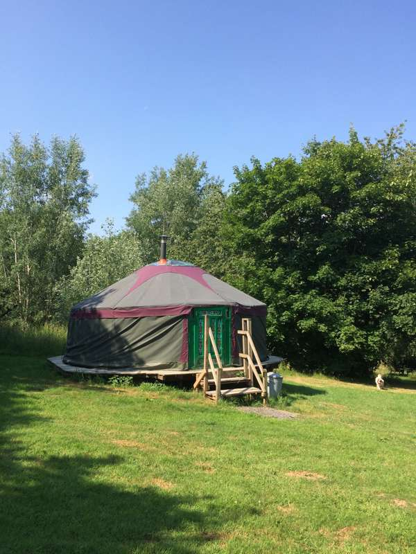 Cherry Yurt
