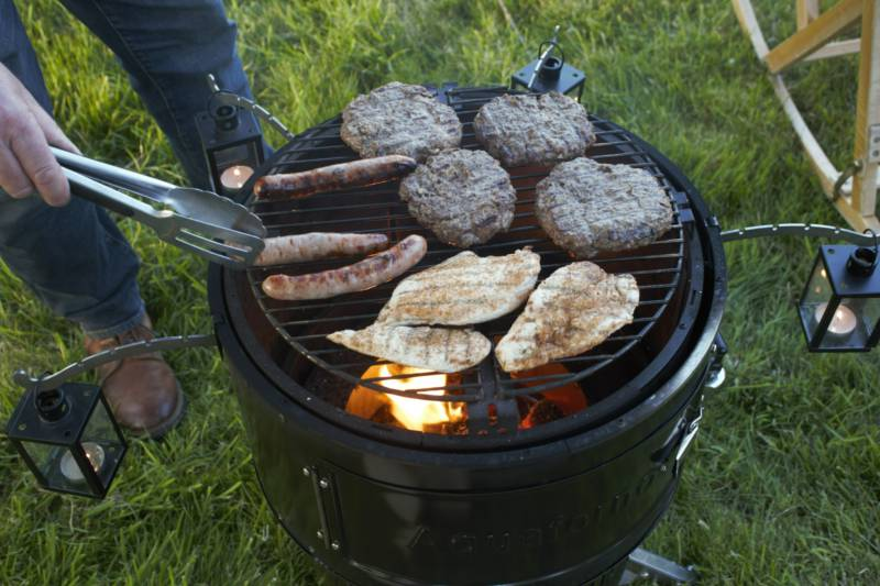 Aquaforno II: Pop-up pizza oven, BBQ grill and water heater 鈥� Gear Review