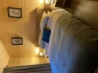 Evergreen Lodge Log Cabin