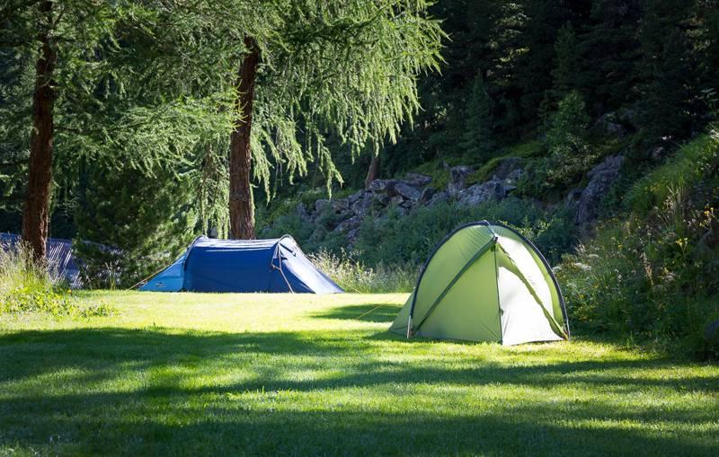 Campsites in Switzerland 鈥� The Best 平博88体育 & Glamping in Switzerland